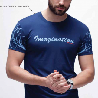 Camiseta IMAGINATION