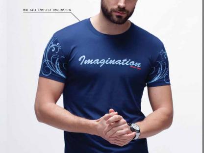 Camiseta IMAGINATION