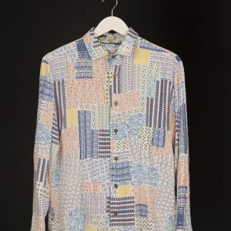 Camisa Monttesco_Retro